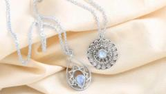 Shop Sterling Silver Moonstone Jewelry