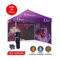 Shop Now! Custom Canopy Tents for Your Outdoor Events