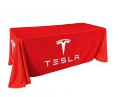 Order, Best Quality Custom Table Covers with Graphics For Trade Shows