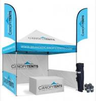 Shop Online! Custom Canopy Tents for Your Next Outdoor Event