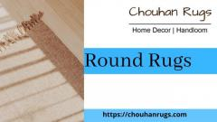 Grab The Round Rugs Online – Chouhan Rugs