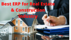 Real Estate and Construction ERP Software