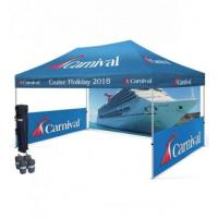 Custom Tents With Logo | Fully Customizable Tent | Visit Starline Tents