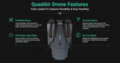 QuadAir Drone: Don't Miss The Opportunity To Get This