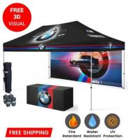 Custom Tailgate Tents | Promotional Canopy Tents | USA