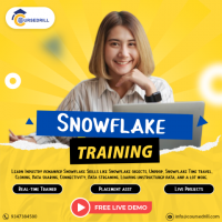Learn Snowflake Training By Real-Time Experts