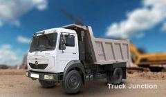 Tata Signa 1923.K Tipper Price in India and Features