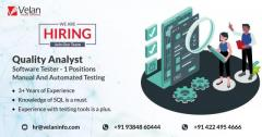 Quality Analyst - Software Tester