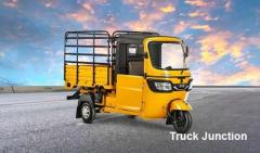 TVS King Cargo in India  - Price and Features