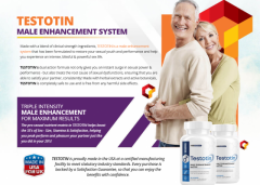 A Guide To TESTOTIN MALE ENHANCEMENT At Any Age