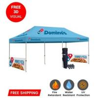 Heavy Duty 10x20 Canopy For Your Trade Show   New York  USA