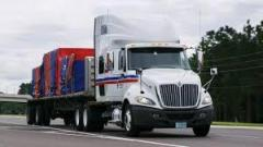 Professionally handles oversize flatbed shipping.
