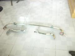 MG MK3 Bumper in Stainless Steel