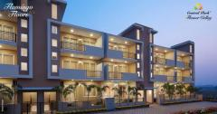 Central Park Flamingo Floors 2 and 3 BHK Independent Floors
