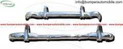 ​Mercedes W190 SL bumper kit new in stainless steel