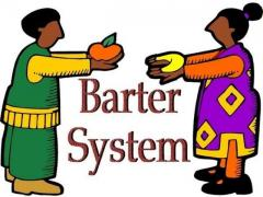 Barter website in India