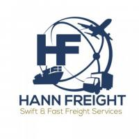Hannfreight Export And Import Goods +27 11 750 4996