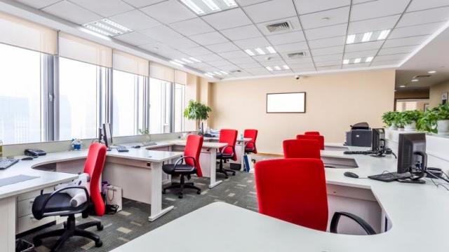 Fully Furnished Commercial Office Space in Vancouver