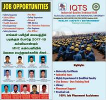 Diploma in Health safety Environment courses in Marthandam