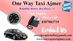 One Way Taxi Service In Ajmer