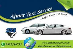 Ajmer To Butati Dham Oneway Taxi Service