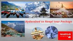 Hyderabad to Nepal Tour Packages