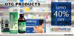 OTC (Over the Counter) Medicines Online in India