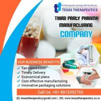 Third Party Manufacturing Company - Texas Therapeutics