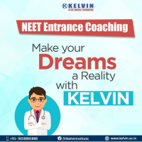 Join NEET Preparation Course at Kelvin, Delhi