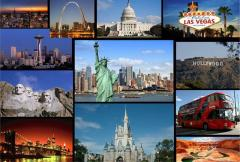 Book USA Group Tours Travel Packages from Delhi India