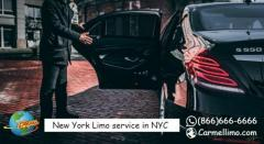 Best New York Limo service in NYC - Carmellimo