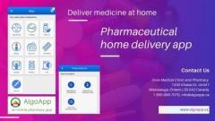 Looking for pharmaceutical home delivery app?