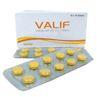 Buy Generic Levitra Tablets to Effectively Treat Your ED