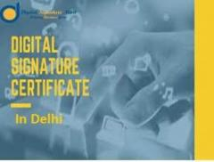 Class 3 Digital Signature Certificate in Delhi