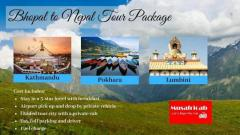 Bhopal to Nepal Tour Package,