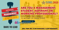 National Management Olympiad 2019