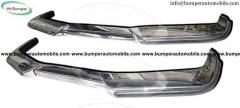 Volvo P1800 Coupe and Station bumper (1963-1973)