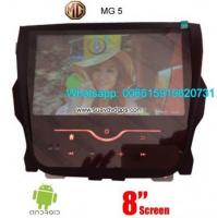 MG 5 Car stereo audio radio android