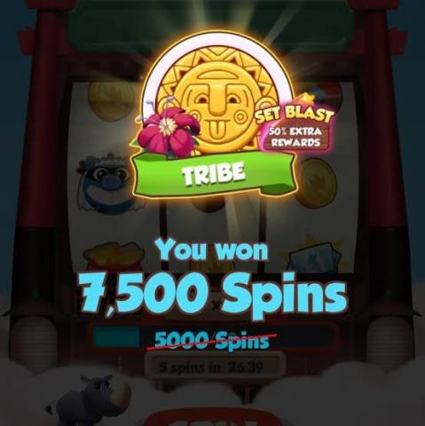 Free Spins Links Coin Master