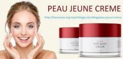 How Does Peau Jeune Cream Work?