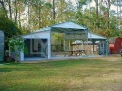 Buy Prefab Metal Barn Building in North Carolina