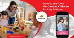 Develop your own On-demand Childcare Booking software