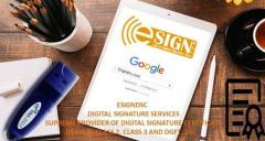 Digital Signature Agency in Delhi