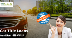Get Our Car Title Loans Calgary With Lowest Interests