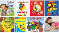 USED CHILDREN BOOKS FOR SALE