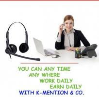 Part time work online ad posting jobs