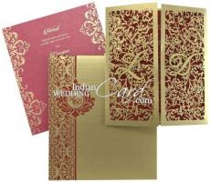 Laser Cut Designer Multifaith Invitations Cards