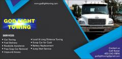 Cheap & fast towing services | God Light Towing
