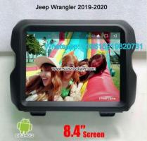 Jeep Wrangler 2019-2020 Car Radio Android