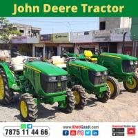 Find John Deere Tractor price, Specifications and Features